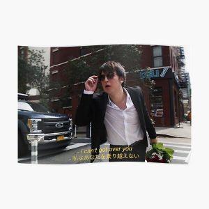 'Cant get over you' Joji Poster RB3006 product Offical Joji Merch