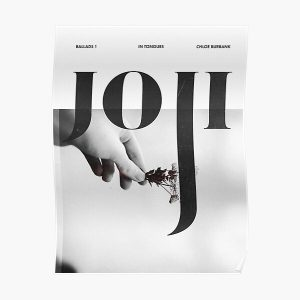 Joji - Discography Poster Poster RB3006 product Offical Joji Merch