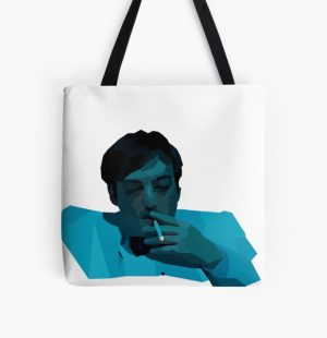 JOJI Portrait Poly - Slow Dancing in the Dark All Over Print Tote Bag RB3006 product Offical Joji Merch