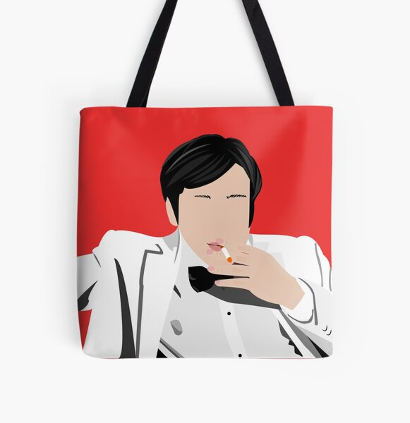 JOJI no face - Slow Dancing in the Dark All Over Print Tote Bag RB3006 product Offical Joji Merch