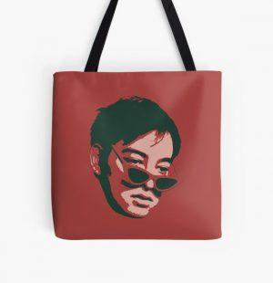 Joji Glasses Drawing All Over Print Tote Bag RB3006 product Offical Joji Merch