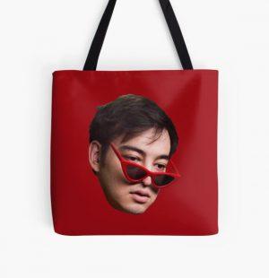 Joji Glasses All Over Print Tote Bag RB3006 product Offical Joji Merch