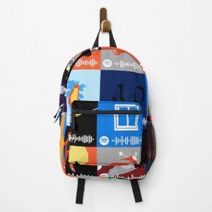 Joji Spotify Code Art Backpack RB3006 product Offical Joji Merch