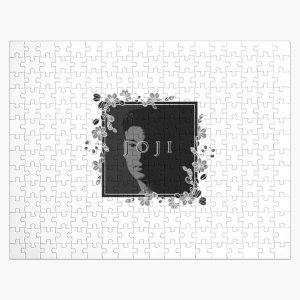 Joji Floral Portrait BW Jigsaw Puzzle RB3006 product Offical Joji Merch