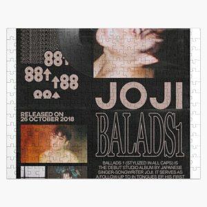 /JOJI BALLADs1 POSTER Poster Jigsaw Puzzle RB3006 product Offical Joji Merch